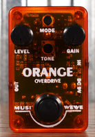SKS Audio Orange Overdrive Powerful Response Overdrive Guitar Effect Pedal