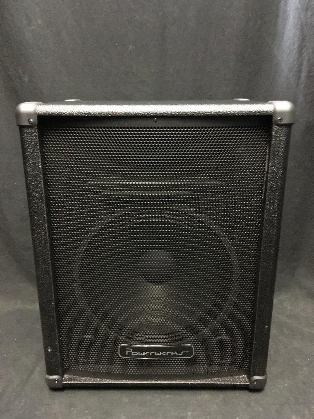 Powerwerks PW12 12 inch Speaker Enclosure #6001 *