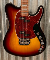 G&L Guitars USA CLF Research Espada 3 Tone Sunburst Guitar & Case 2019 #4236