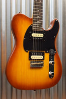 G&L Guitars USA ASAT Deluxe Tobacco Sunburst Guitar & Case Prototype 2012 #9705