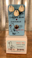 Animals Pedals Surfing Bear Overdrive Guitar Effect Pedal