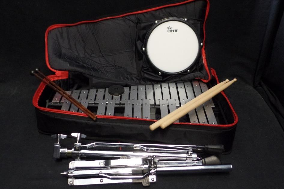 Vic Firth Complete Student Bell Kit With Practice Pad #0120 *