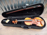 Academy Model 9000 3/4 Violin with Bow & Case #1000 *
