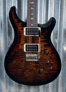 PRS Paul Reed Smith USA Core Custom 24 Tiger Smoke Wrap Guitar & Case #6766