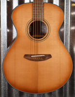 Breedlove Organic Signature Concert Copper E Torrefied Acoustic Electric Guitar & Bag #4032 Blemished