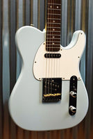 G&L USA ASAT Classic Sonic Blue Maple Neck Guitar & Case NOS 2016 #7855