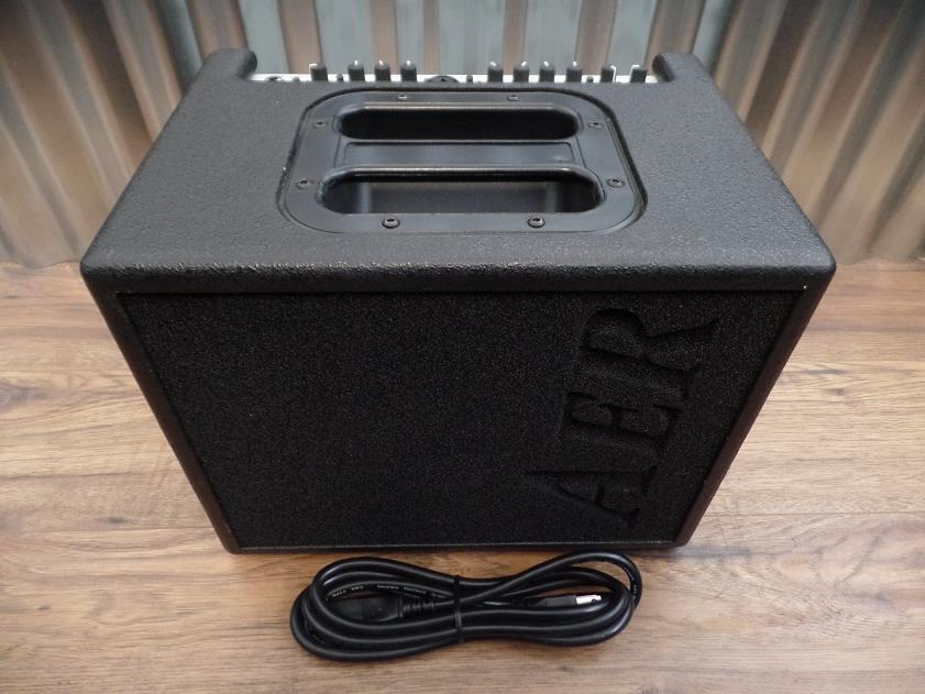 AER Compact 60 60W 1x8 Acoustic Guitar Amplifier with Case 60/2 #2047
