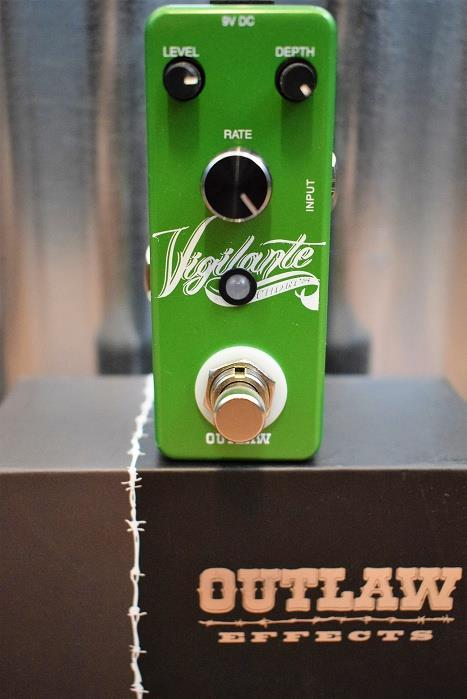 Outlaw Effects Vigilante Chorus Guitar Effect Pedal