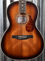 PRS Paul Reed Smith SE Parlor Tobacco Sunburst Acoustic Electric Guitar & Bag #8746