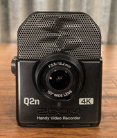 Zoom Q2n-4K HD Handy Video Camera & Stereo Audio Recorder