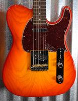G&L Guitars USA ASAT Classic Cherryburst Electric Guitar & Case 2016 #7883 Used
