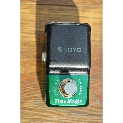 JOYO JF-304 Time Magic Delay Ironman Mini Guitar Effects Pedal