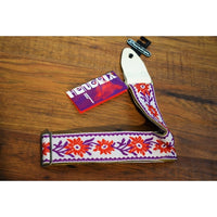 Dunlop JH-09 Shreveport Jimi Hendrix Authentic Adjustable Guitar Strap