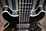 Warwick Rockbass Star Bass 5 String Semi Hollow Bass Gloss Black & Gig Bag #0516
