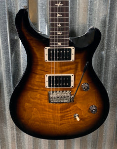 PRS Paul Reed Smith USA CE 24 Amber Smokewrap Burst Guitar & Bag #9394