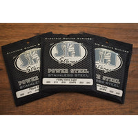 SIT Strings PS942 Power Steel Stainless Steel Electric Guitar Strings 3 Pack
