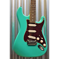 G&L Guitars USA Legacy Belair Green Electric Guitar & Case 2016 #7466