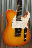 G&L Guitars USA ASAT Classic Honeyburst Electric Guitar & Case 2016 #8075