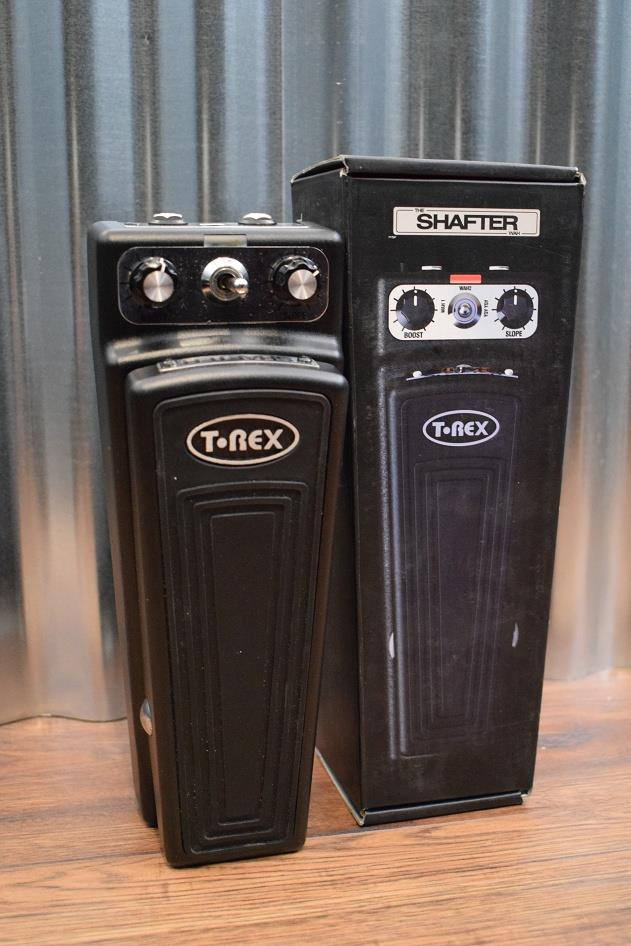 T-Rex Engineering Shafter Triple Mode Wah Guitar Effect Pedal Demo #288
