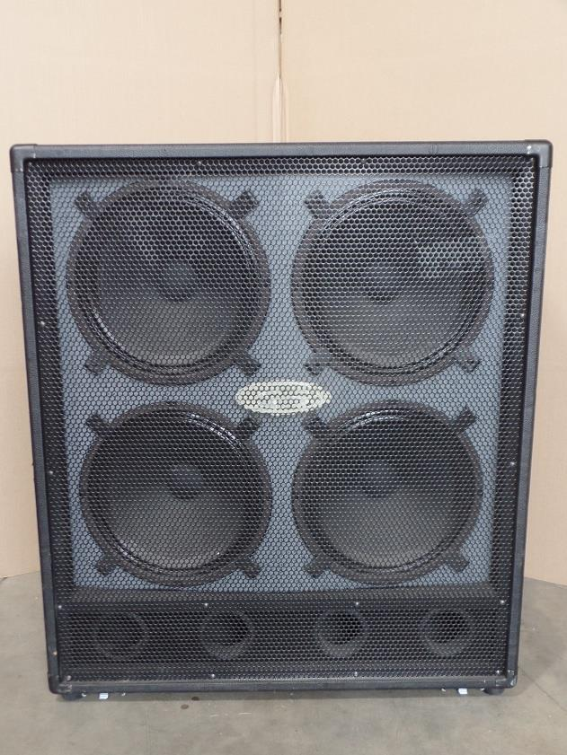 Genz Benz GB 412 G Flex 4x12 Speaker Cabinet 412GFLEX #5359
