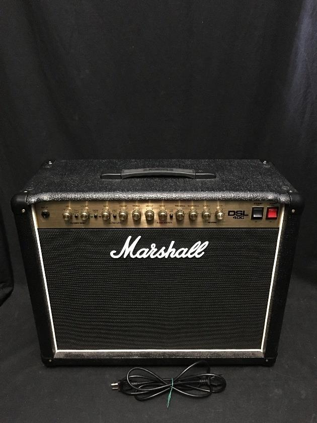 Marshall DSL40C 1x12 40 Watt Tube Electric Guitar Combo Amp *