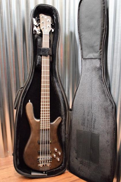 Warwick German Pro Series Streamer Stage I 5 String Bass Nirvana Black #5215