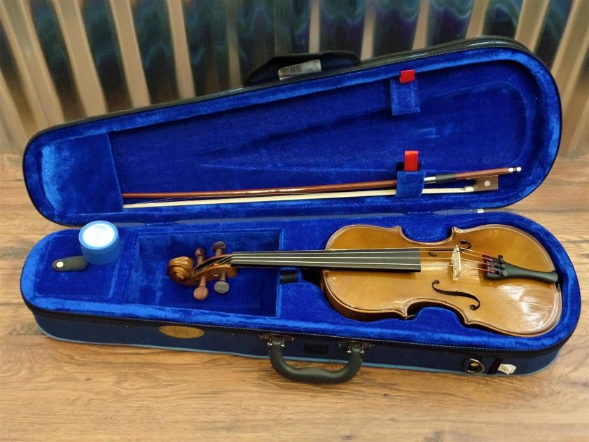 Stentor Student 1 Series 1/4 Violin Brown with Bow & Case #2000 *