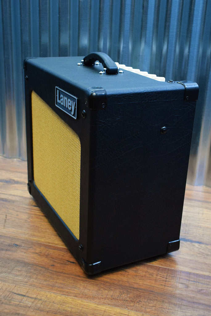 laney cub 12r class ab 15 watt tube 12 reverb guitar combo amplifier specialty traders. Black Bedroom Furniture Sets. Home Design Ideas