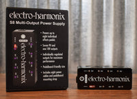 Electro-Harmonix EHX S8 9V 18V  Isolated Pedalboard Effect Pedal Power Supply