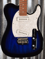 G&L Tribute ASAT Special Blueburst Guitar Demo #5257