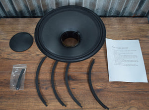 "Wharfedale Pro D-617 12"" 300 Watt 8 Ohm Speaker Recone Kit RC-617"