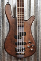 Warwick German Pro Series Streamer Stage I 4 String Nirvana Black Bass & Bag #8019