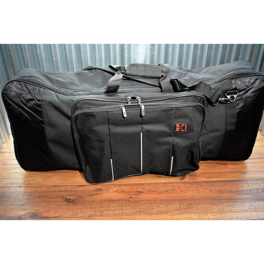 Kaces 6KB 61-Note XPress Series Keyboard Gig Bag Open Box