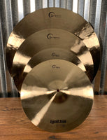 Dream Cymbals IGNCP3+ Ignition Series 3 Piece Cymbal Pack Large - 14