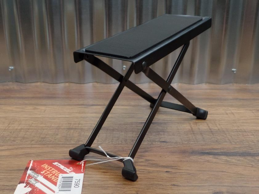 Stageline 7590 Guitar Foot Stool *
