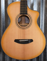 Breedlove Artista Concertina Natural Shadow CE Myrtlewood Acoustic Electric Guitar Blem #7630