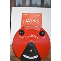 Dunlop JDF2 Fuzz Face Germanium Distortion Guitar Effect Pedal B Stock