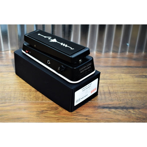 Dunlop MC404 CAE Wah Custom Audio Electronics Fasel Guitar Effect Pedal B Stock