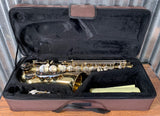 Eldon by Antigua EAS410LN Alto Saxophone & Case #300 Used