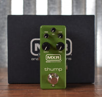 Dunlop MXR M281 Thump Bass Preamp Effect Pedal