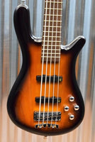Warwick German Pro Series Streamer LX 5 String Bass Vintage Sunburst & Bag #9816