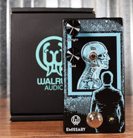 Walrus Audio Emissary Parrallel Boost Guitar Effect Pedal