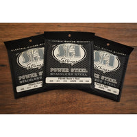SIT Strings PS946 Power Steel Stainless Steel Electric Guitar Strings 3 Pack