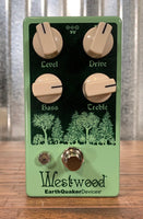 Earthquaker Devices EQD Westwood Overdrive Guitar Effect Pedal Demo