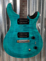 PRS Paul Reed Smith SE Paul's Guitar Aqua & Bag #8336