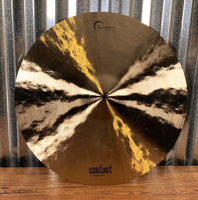 Dream Cymbals C-RI22H Contact Series Hand Forged & Hammered 22