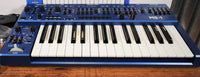 Behringer MS-1-BU 32 Key Analog Synthesizer Blue Demo