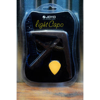 Joyo JCP-01 Light Capo 6 String Acoustic or Electric Guitar Capo Faux Wood