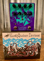 Earthquaker Devices EQD Pyramids Stereo Flanger Guitar Effect Pedal