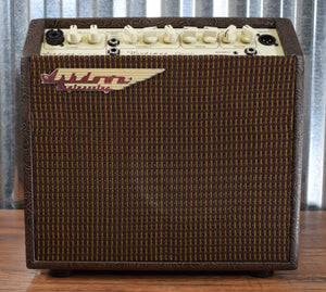 "Ashdown Engineering Woodsman Classic 40 Watt 1x8"" Acoustic Guitar Combo Amplifier Demo"